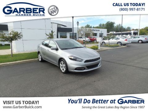 Pre-Owned 2015 Dodge Dart SXT FWD Sedan