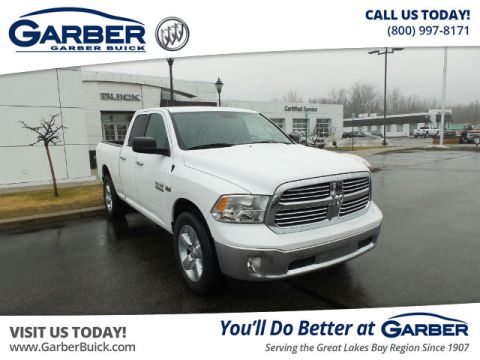 Pre-Owned 2015 RAM 1500 SLT 4WD