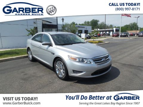 Pre-Owned 2010 Ford Taurus Limited AWD