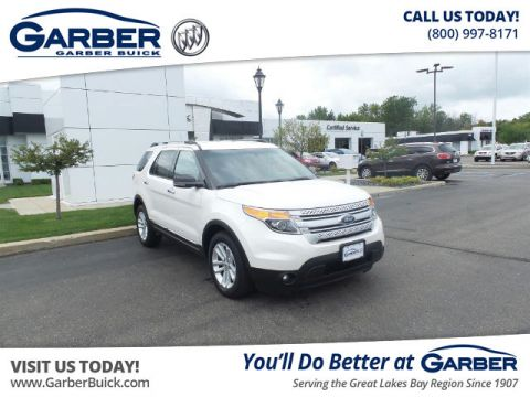 Pre-Owned 2013 Ford Explorer XLT FWD SUV
