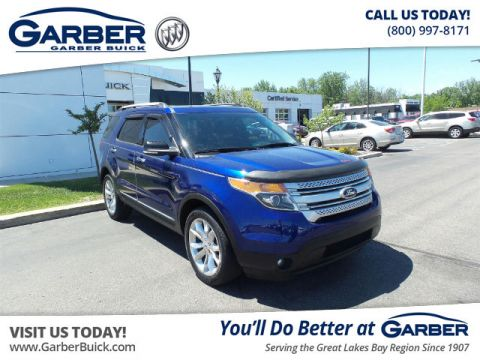 Pre-Owned 2013 Ford Explorer XLT 4WD