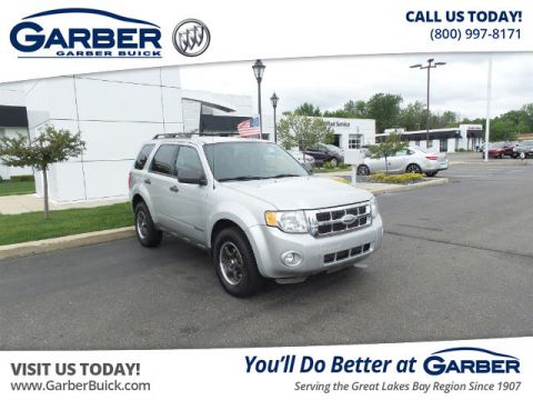 Pre-Owned 2008 Ford Escape XLT 2.3L 4WD
