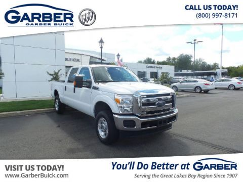 Pre-Owned 2016 Ford F-250 XLT 4WD