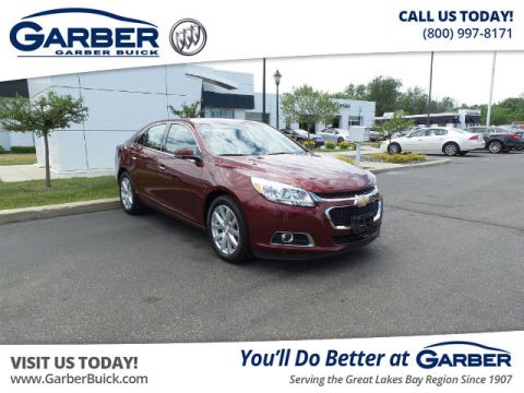 Pre-Owned 2016 Chevrolet Malibu Limited LTZ FWD Sedan