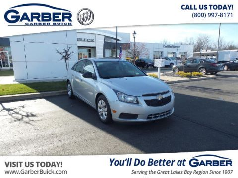 Pre-Owned 2013 Chevrolet Cruze LS Auto FWD Sedan