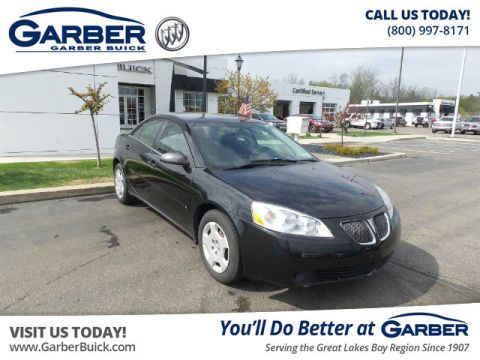Pre-Owned 2007 Pontiac G6 Value Leader FWD Sedan