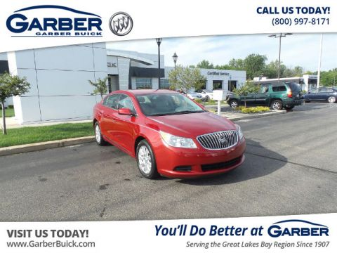 Certified Pre-Owned 2013 Buick LaCrosse Base FWD Sedan