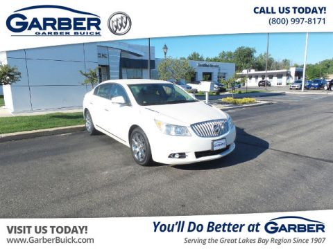 Pre-Owned 2011 Buick LaCrosse CXL FWD Sedan