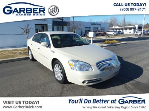 Pre-Owned 2011 Buick Lucerne CXL FWD Sedan