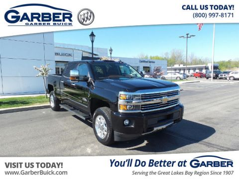Certified Pre-Owned 2015 Chevrolet Silverado 3500HD High Country 4WD