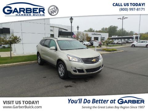 Certified Pre-Owned 2016 Chevrolet Traverse LT w/2LT FWD SUV