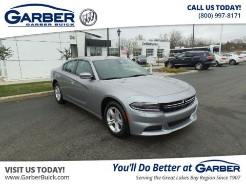 Pre-Owned 2015 Dodge Charger SE RWD Sedan