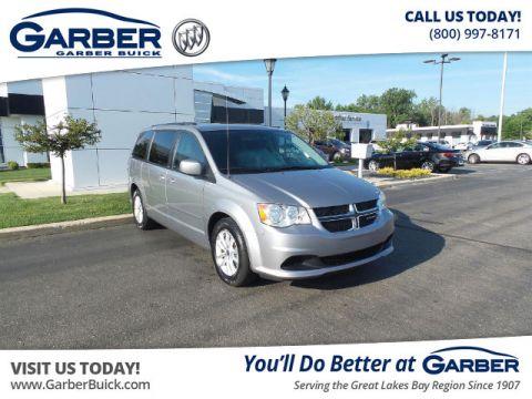 Pre-Owned 2014 Dodge Grand Caravan SXT FWD Minivan