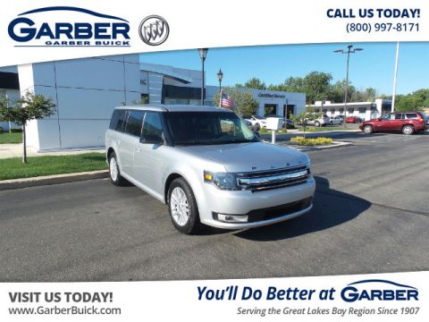 Pre-Owned 2014 Ford Flex SEL FWD SUV
