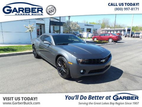 Pre-Owned 2010 Chevrolet Camaro 1LT RWD Coupe