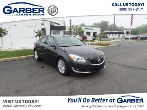 Certified Pre-Owned 2014 Buick Regal Turbo Premium II FWD Sedan
