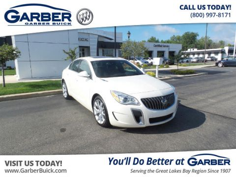 Pre-Owned 2015 Buick Regal GS Front Wheel Drive Sedan