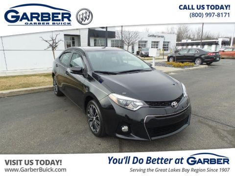 Pre-Owned 2014 Toyota Corolla S FWD Sedan