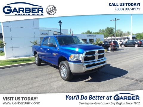 Pre-Owned 2016 RAM 2500 SLT 4WD