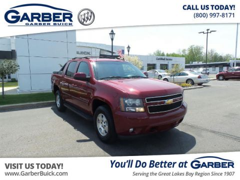 Pre-Owned 2007 Chevrolet Avalanche 1500 LS RWD Truck