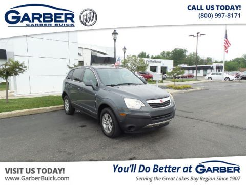 Pre-Owned 2008 Saturn VUE V6 XE AWD