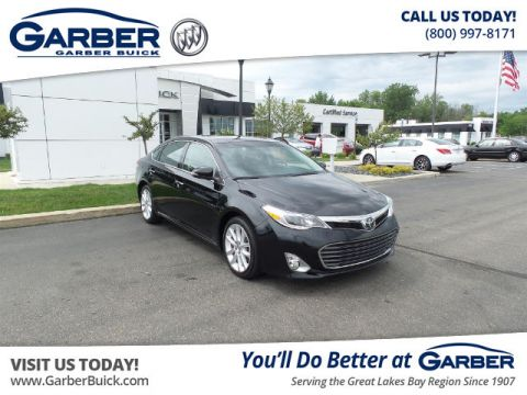 Pre-Owned 2013 Toyota Avalon Limited FWD Sedan