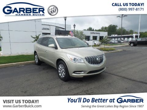 Pre-Owned 2015 Buick Enclave Premium FWD SUV