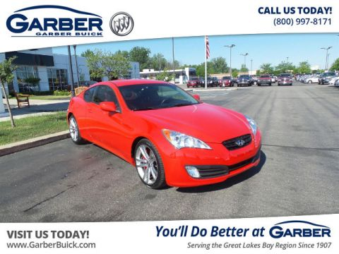 Pre-Owned 2011 Hyundai Genesis Coupe 3.8 R-Spec RWD Coupe