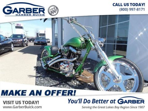 Pre-Owned 2004 Harley Davison Custom  Motorcycle