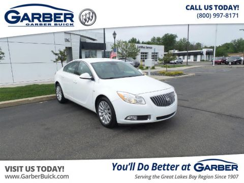 Pre-Owned 2011 Buick Regal CXL Russelsheim FWD Sedan