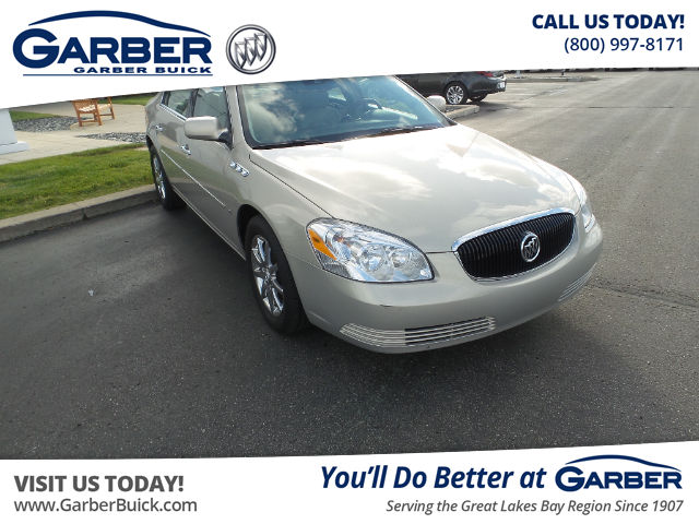 Pre-Owned 2008 Buick Lucerne CXL FWD Sedan