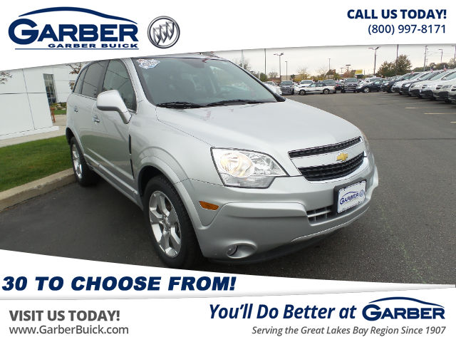 Pre-Owned 2014 Chevrolet Captiva Sport LT FWD SUV